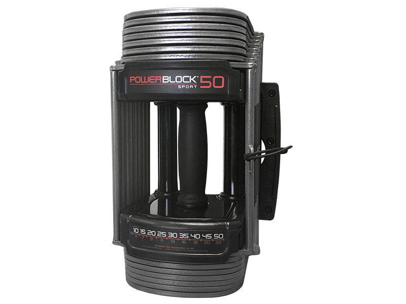 Powerblock SPORTS EXP Stage 1 5-50lbs (sold in pairs)