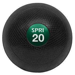 SPRI 20 LB Dead Weight Slam Ball