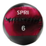 SPRI® 6 LB Soft Medicine Ball 1