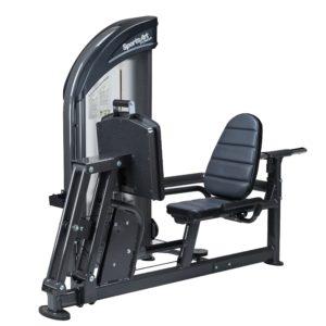SELECTORIZED LEG PRESS / CALF EXTENSION MACHINE - SPORTSART (DF201)