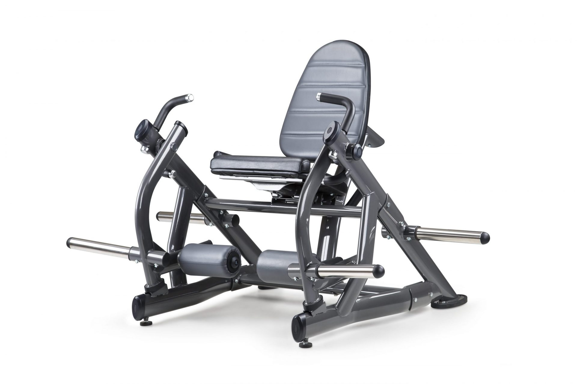PLATE LOADED INDEPENDENT LEG EXTENSION MACHINE - SPORTSART (A976)