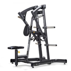 PLATE LOADED LOW ROW BACK MACHINE - SPORTSART (A979)