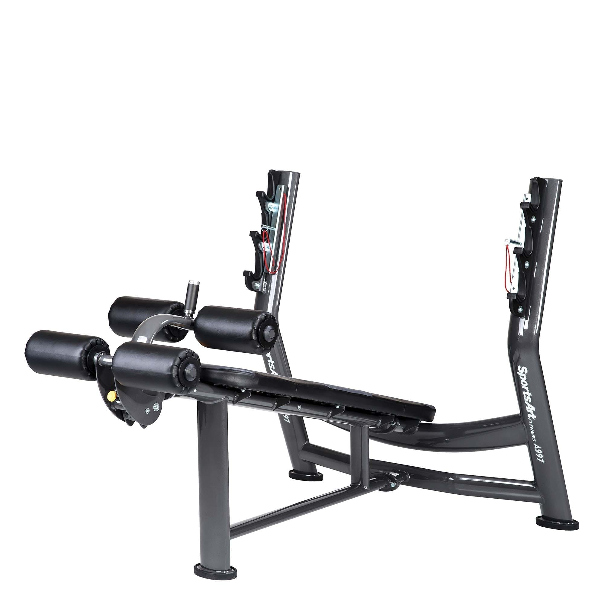 OLYMPIC DECLINE BENCH PRESS - SPORTSART (A997)