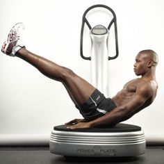 Power Plate® my5™ Vibration Trainer