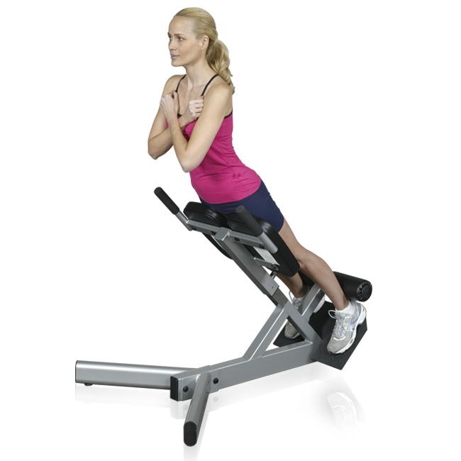 Inflight Fitness Hyper-Back Extension