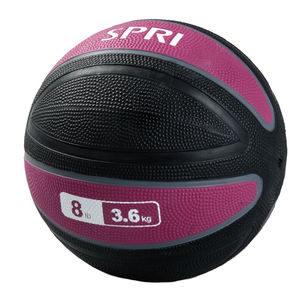 Spri 8 lb. Xerball® Medicine Ball