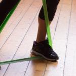 SPRI® 5 Foot Flat Band Heavy (Green) 2