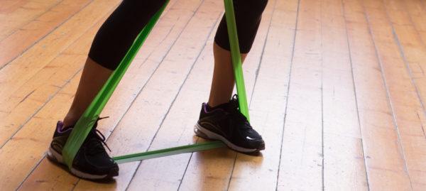 SPRI® 5 Foot Flat Band Heavy (Green)