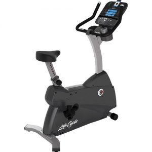 Life Fitness C3 Lifecycle Exercise Bike With Track+ Console