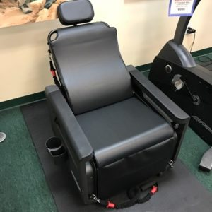 Cascade ChairMaster Exercise Chair