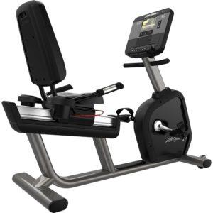 Life Fitness Club Series Plus Recumbent Lifecycle Bike