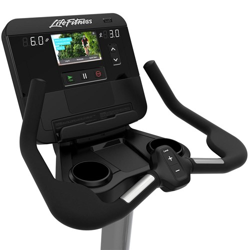 Life Fitness Club Series Plus Upright Lifecycle® Bike