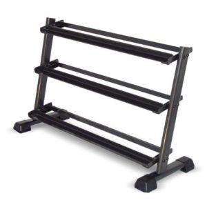 Inspire Fitness 3-Tier Dumbbell Rack DBRH