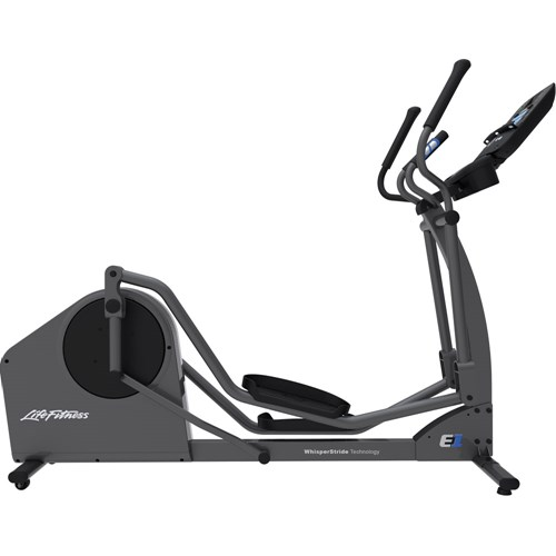 Life Fitness E1 Elliptical Cross-Trainer with Track Console