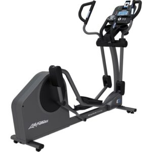 Life Fitness E3 Elliptical Cross-Trainer with Track Console