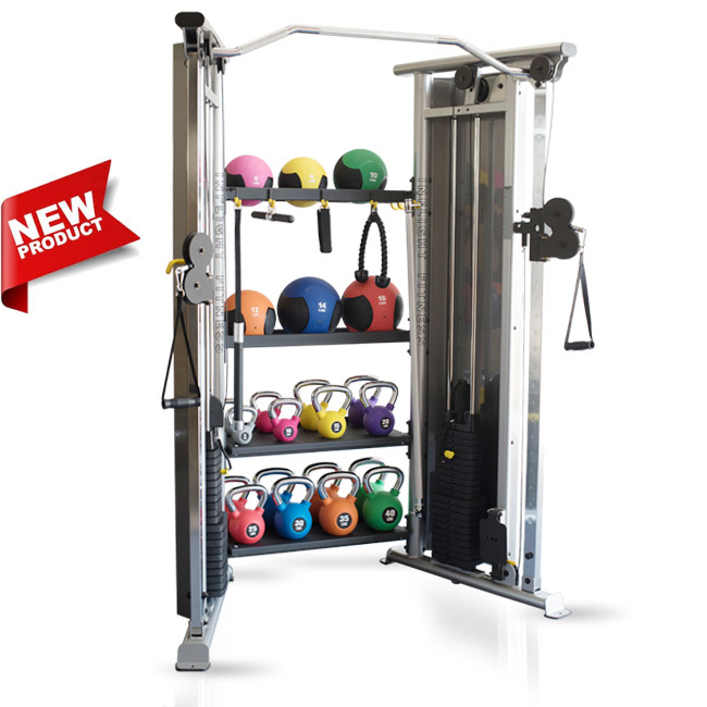 INFLIGHT FITNESS FT1000 FUNCTIONAL TRAINER PACKAGE