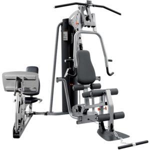 Life Fitness G4 Home Gym with Leg Press