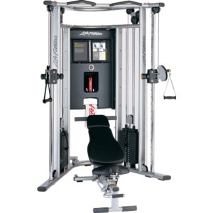 Life Fitness G7 Home Gym with Bench