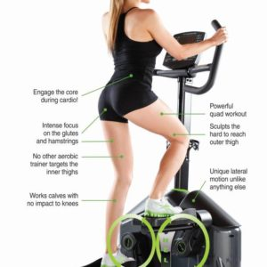 Helix HLT3500 Lateral Trainer