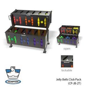 Hampton Jelly Bells Storage Rack