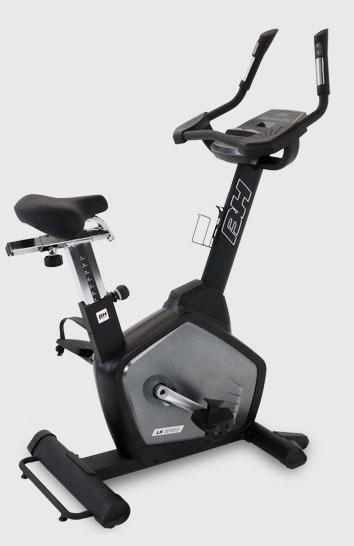 BH Fitness LK700U Upright Bike