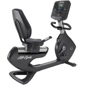 Life Fitness Platinum Club Series Recumbent Bike With Explore Console