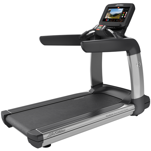 Life Fitness Platinum Club Series Treadmill with Discover SE3 Console