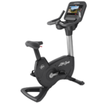 Life Fitness Platinum Club Series Upright Bike With Discover SE3 Console 1