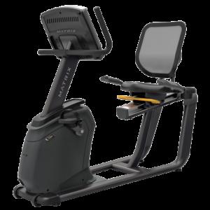 Matrix Fitness R30 Recumbent Exercise Bike | XR Console