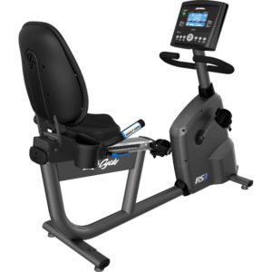 Life Fitness RS3 Lifecycle Exercise Bike With Track+ Console