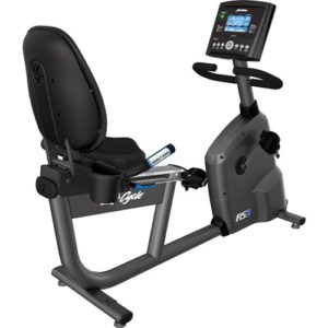 Life Fitness RS3 Lifecycle Exercise Bike With GO Console