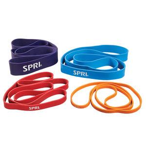 """SPRI® Superband Medium 1"""" Red"""