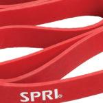 SPRI® Superband Medium 1″ Red 2