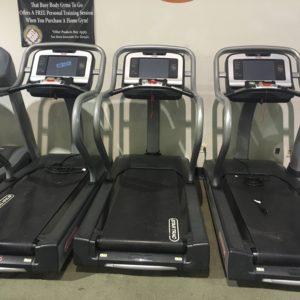 Star Trac Treadmill - Touch Screen
