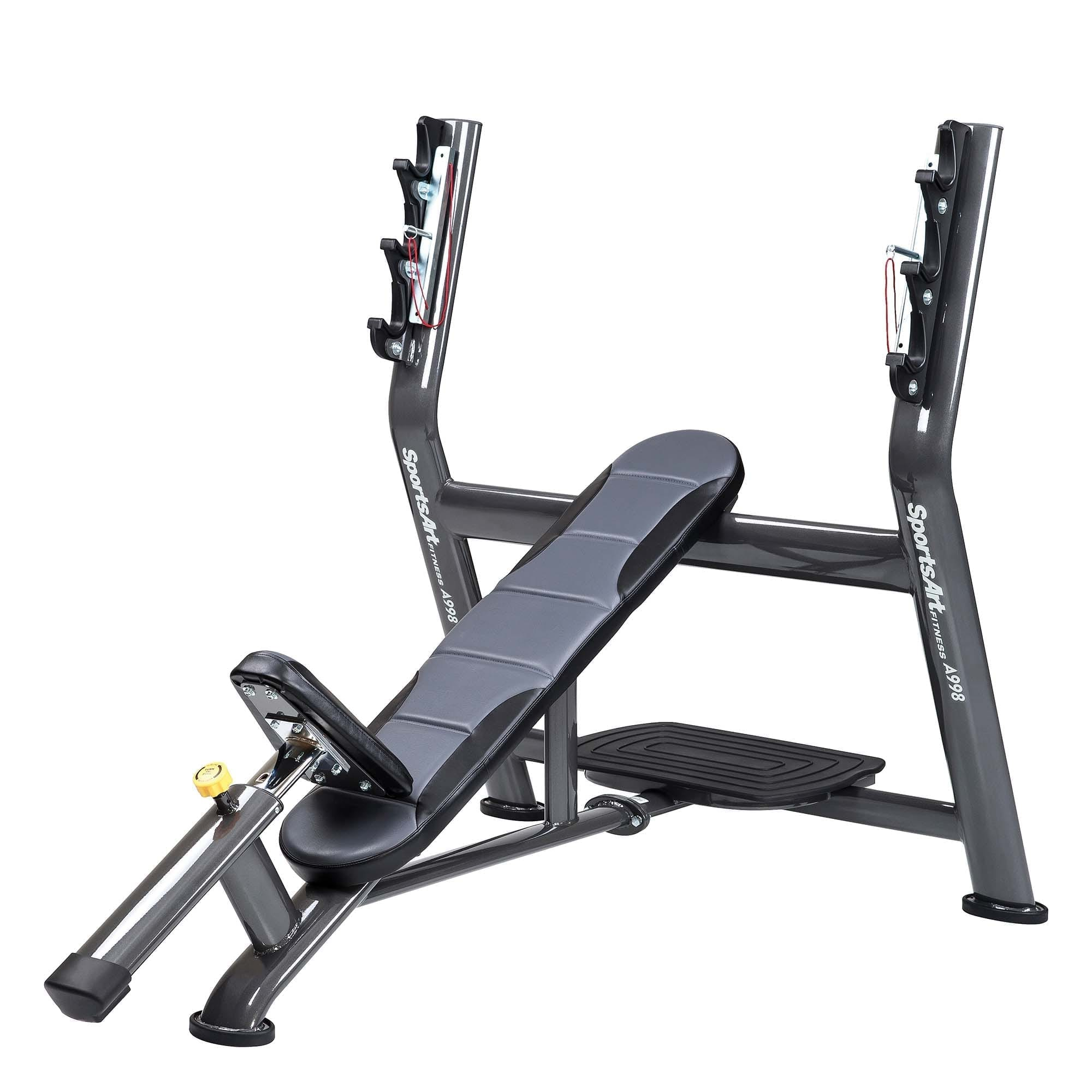 OLYMPIC INCLINE BENCH PRESS - SPORTSART (A998)