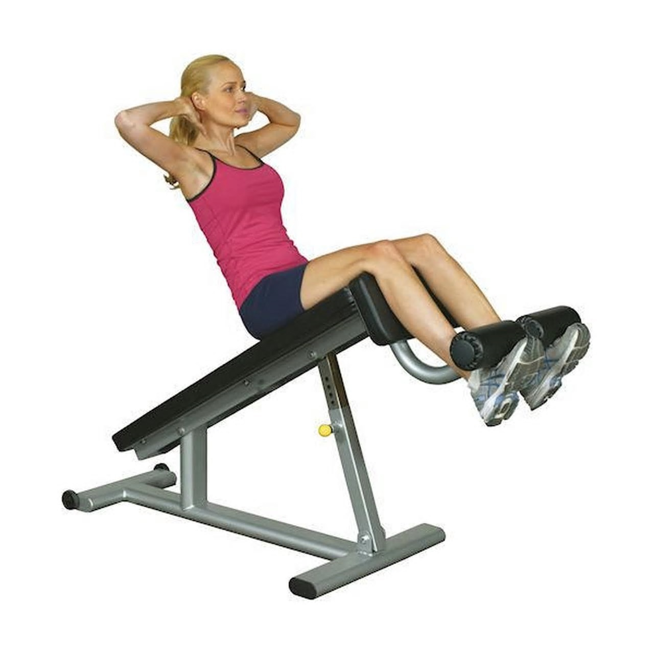 Inflight Fitness Commercial Ab Decline Bench