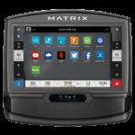 Matrix Fitness TF50 Treadmill | XIR Console 2
