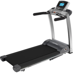 Life Fitness F3 Folding Treadmill with TRACK+ Console