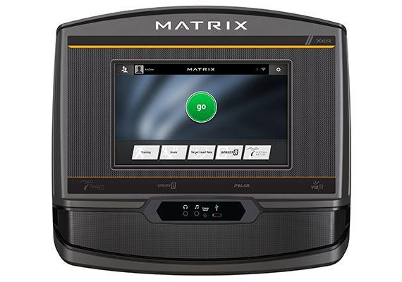 Matrix Fitness TF30 Treadmill | XER Console