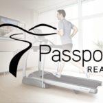 Matrix Fitness TF50 Treadmill | XIR Console 4
