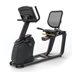 Matrix Fitness R30 Recumbent Bike | XER Console