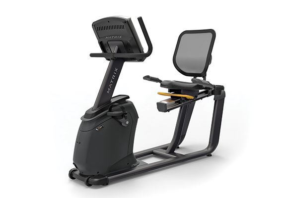 Matrix Fitness R30 Recumbent Bike | XER Console