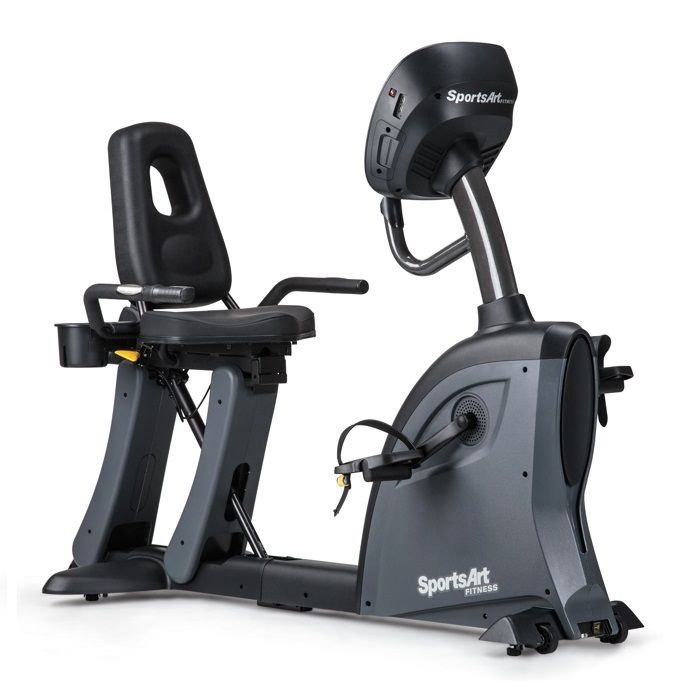C545R EXERCISE RECUMBENT CYCLE PERFORMANCE SERIES - SPORTSART (C545R)