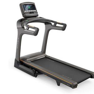 Matrix Fitness TF30 Treadmill   XIR Console