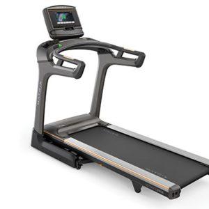 Matrix Fitness TF50 Treadmill | XER Console