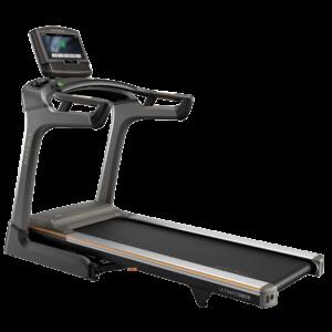 Matrix Fitness TF50 Treadmill | XIR Console