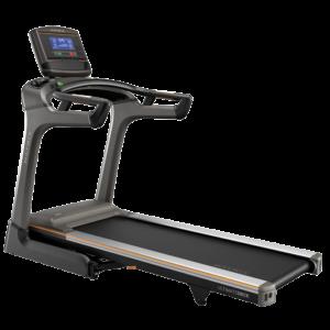 Matrix Fitness TF50 Treadmill   XR Console