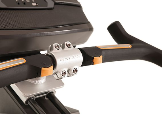 Matrix Fitness U30 Exercise Bike | XIR Console