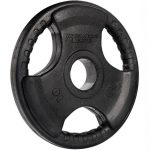 10LBS Rubber Olympic Weight Plate