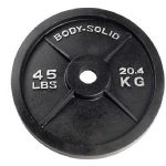 45LBS Urethane Olympic Weight Plate-08